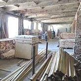 собственное производство деревянных лестниц