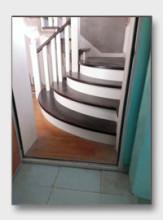 деревянная лестница Бутово