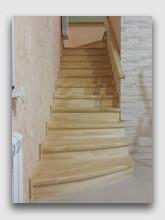 деревянная лестница Обнинск