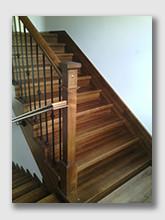 Бетонная лестница Афанасово. Установлена в Малоярославце