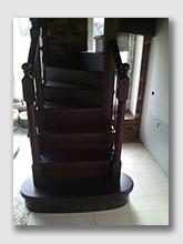 лестница Белое. Установлена в Калужской области