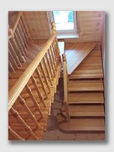 лестница Березка-2. Установлена в Малоярославце