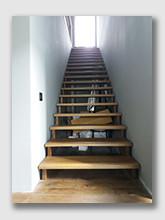 лестница Западная Долина. Установлена на Боровском шоссе