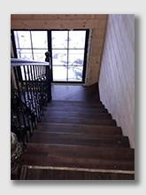 Лестница Молодежный_2. Установлена в Наро-Фоминске