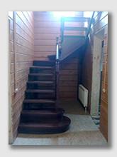 Лестница Светозар. Установлена в городе Истра