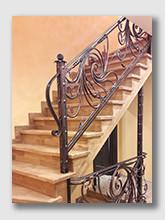 Лестница Лукерьино
